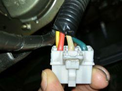 Nissan Micra K12 - zamykanie szyb bez kostki stacyjki