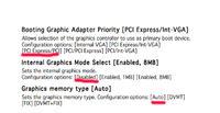 ASUS P5LD2-VM/S - Nie wykrywa karty graficznej