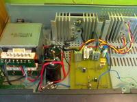 Wzmacniacz na tranzystorach kd502