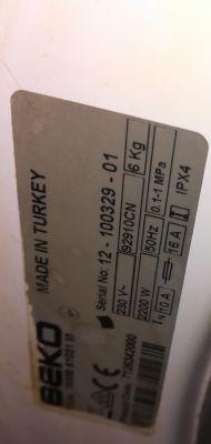 - Witam serdecznie jak odczytać datę produkcji z tej oto tabliczki ?