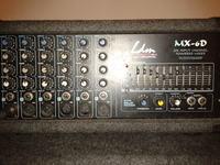 Powermixer LDM MX-6D - jak nagra� z niego na komputer?