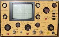Oscyloskop 3092-DC zniekształca sygnał.