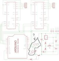 przekaźnik do sterownika diodą laserową