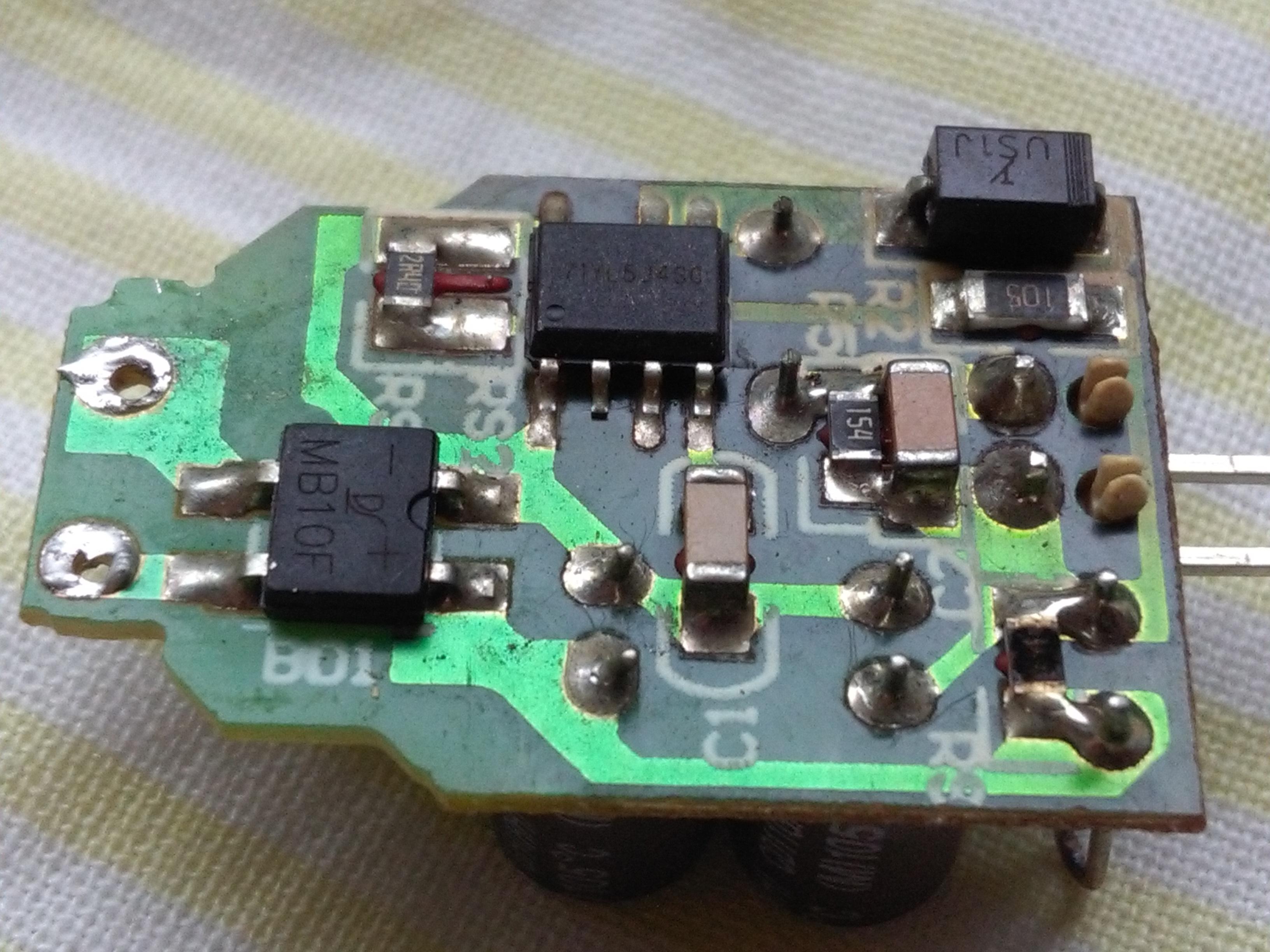 Nowość LED miga - efekt stroboskopowy - elektroda.pl YV77