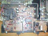 Panasonic TX-25W3 Piszczy