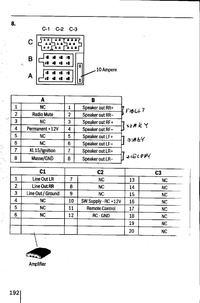 Podlaczenia zestawu glosnomowiacego HCB-400