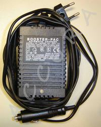 Ładowanie akumulatora przez gniazdo zapalniczki