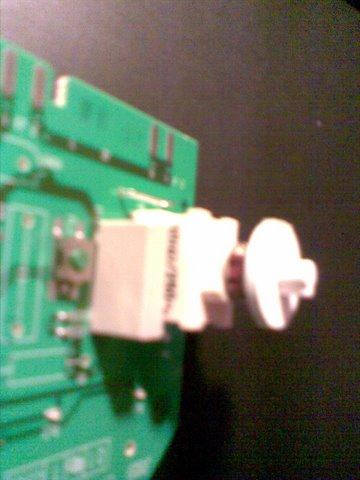 AEG Favorit 86480I-M - awaria włącznika czy modułu?