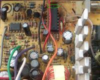 Codegen model: 200XA1/250XA1 naprawa-nie uruchamia się.