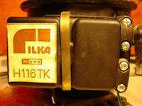 Zamrażarka ilka H116TK, kompresor AE-1343A - podłączenie el.
