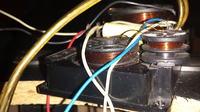 Tonsil Mildton 170 - Głośnik wysokotonowy - pali się.