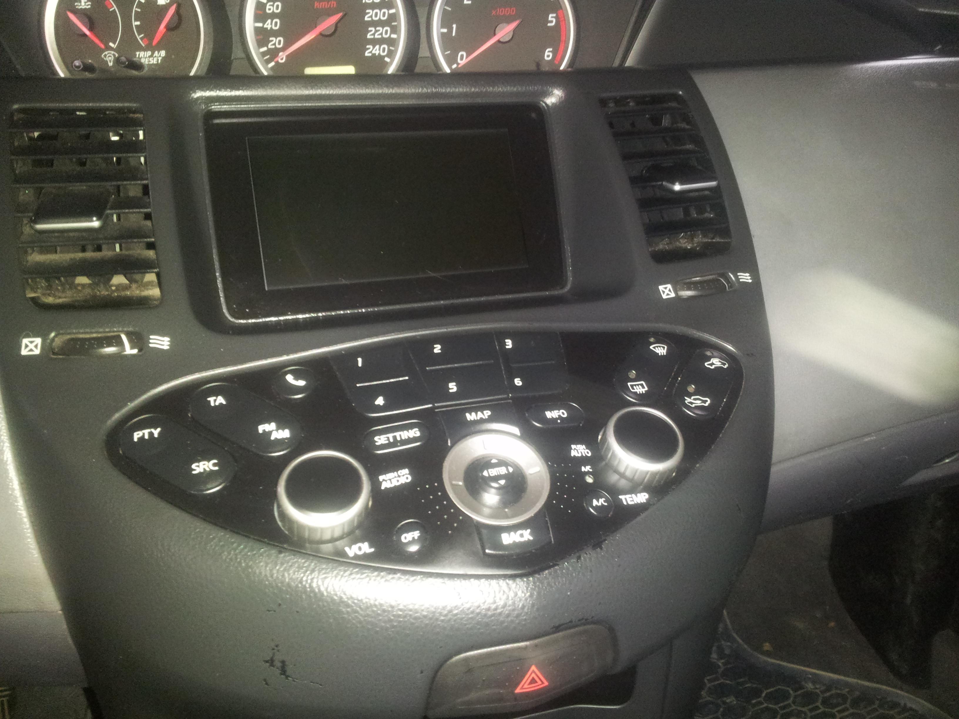 Pioneer DEH-2100R - Pod��czenie radia w Primera P12
