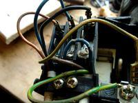 Kompresor ze starej lodówki - termostat