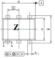 Identyfikacja elementu SMD - kod Z