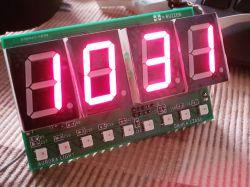 Projekt zegarka wielofunkcyjnego z WiFi