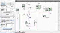 modulator ask klucz elektroniczny obliczanie Rb Rc