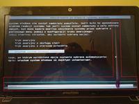 Laptop - Uszkodzona matryca, taśma, inwerter, układ na płycie głównej?