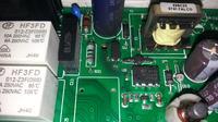 Ariston aqxl 105 - Uszkodzony programator? -zdjęcia