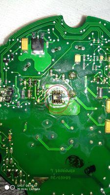s3g450-el69-11 motor with inverter circuit