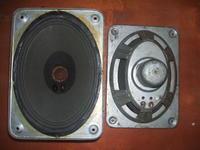 Identyfikacja głośników o kształcie elips