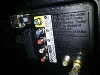 Uzyskanie podlaczenia d-sub HDMI, lub AV Component