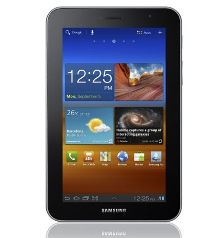 Samsung wprowadza nowy tablet - Galaxy Tab 7.0 Plus