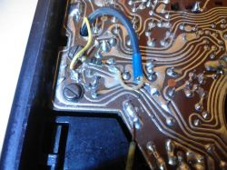 Magnetofon Unitra MK 232 mocne przestery.