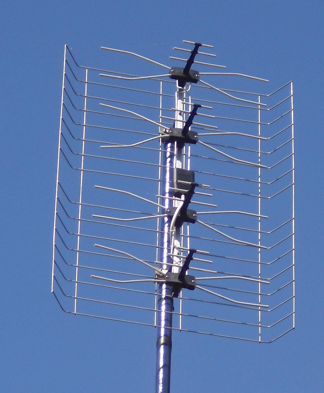 Zak��cenia DVB-T (Drawsko)