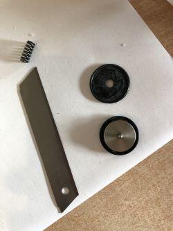 Man TGX - Adblue denoxtronic 1 uszczelnienia