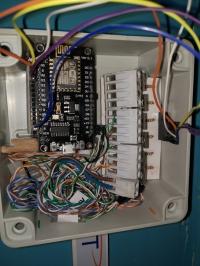 Zdalne sterowanie pokojem ESP8266