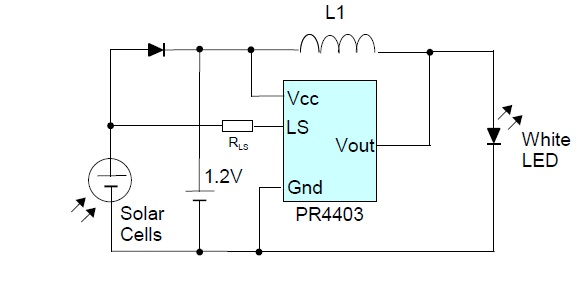 Lampka solarna nie �wieci po dodaniu diody.