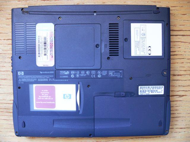 [Sprzedam] 2 x HP Omnibook 6000