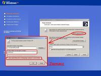 System zachowa� pliki, dane po przeinstalowaniu systemu
