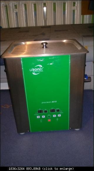 [Sprzedam] Oczyszczacz ultrad�wi�kowy PROCLEAN 3010 cena:1200