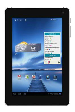 Tablet Huawei SpringBoard 4G z systemem Android 3.2 Honeycomb