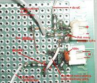 Reset mikrokontrolera po włączeniu silnika