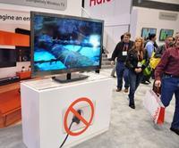 Ca�kowicie bezprzewodowy 55-calowy telewizor 3D od Haier