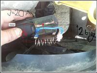Astra H nie działa I bieg wentylatora chłodnicy