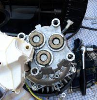 Myjka ciśnieniowa karcher K5.55 - małe ciśnienie.