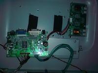 Monitor Yakumo TFT 19 xf8 - Problem z obrazem