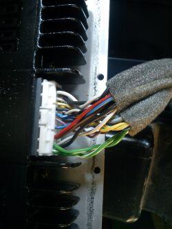 audi a4 b5 bose / nokia - szukam schematu opisu koloru kabli podpowiedzi audi a4