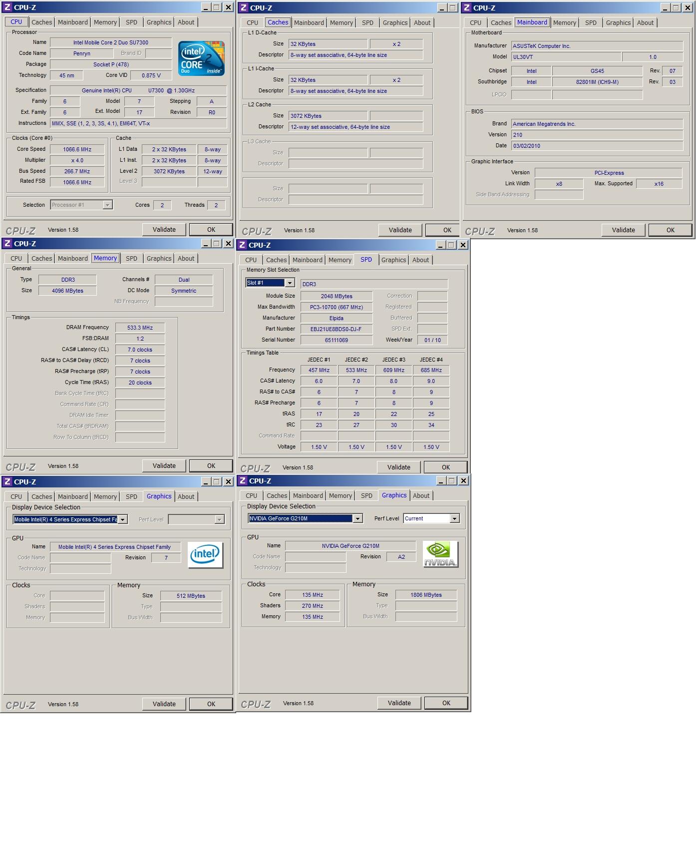 Asus UL30VT-QX009 rozszerzanie pami�� RAM?