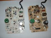 DEWALT DW9116 - przeróbka na 230V, a różne PCB pomiędzy starym i nowym modelem?