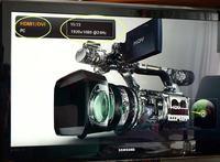 Telewizor Samsung LE40C550 połączenie HDMI