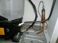 aeg electrolux N818405i - diagnoza czujnika