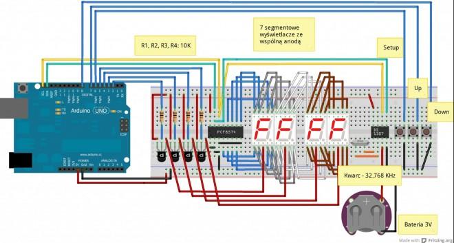 Arduino przycisk tematy na elektroda pl