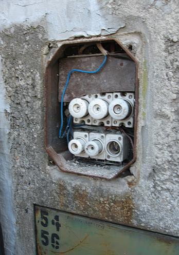 Elektryk Wroc�aw, z 1 do 3 faz - kabel i miejsce pod licznik