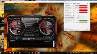 GTX 1050 4GB DDR5 - Podkręcanie karty graf. w laptopie - spadek temp. i napięcia