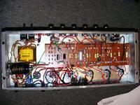 Moja replika JCM 800 2204 Wykonana wizualnie w stylu JTM45