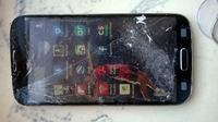 Samsung S4 i9505 - Po zamontowaniu nowej szybki dotyk nie reaguje
